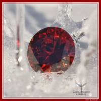 Avatar Diamond ruby red