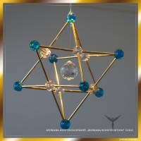 Merkaba of Ascension gold