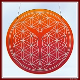 Flower of Life Disc mini